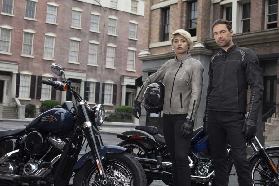 Harley-Davidson präsentiert neue Fahrerbekleidung und Fashion fürs Frühjahr