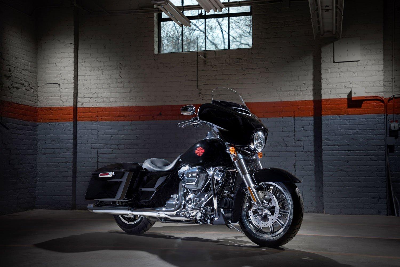 Die neue Harley-Davidson Electra Glide Standard