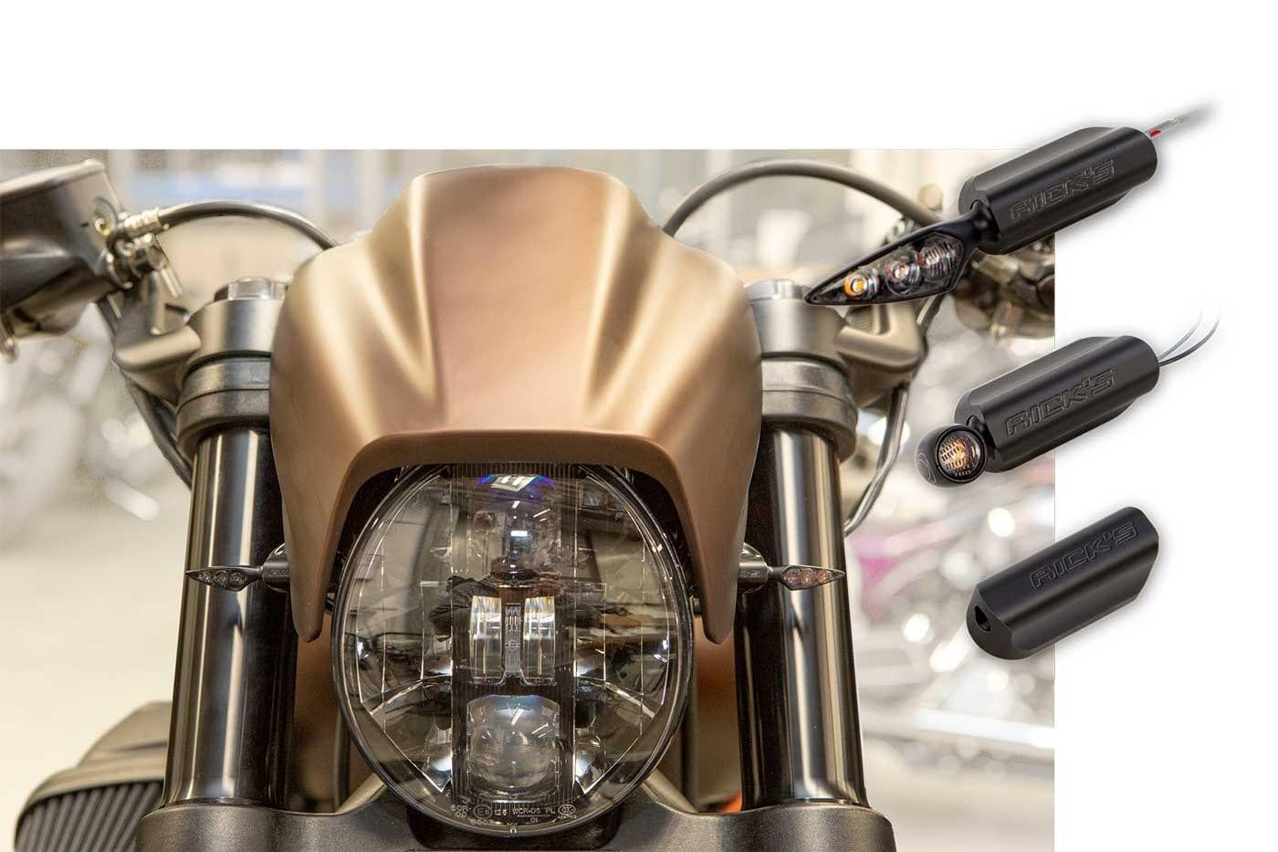 Blinkerhalterungen Harley-Davidson FXDR 114