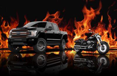 Ford F-150 Official Harley-Davidson Pick-up 2019