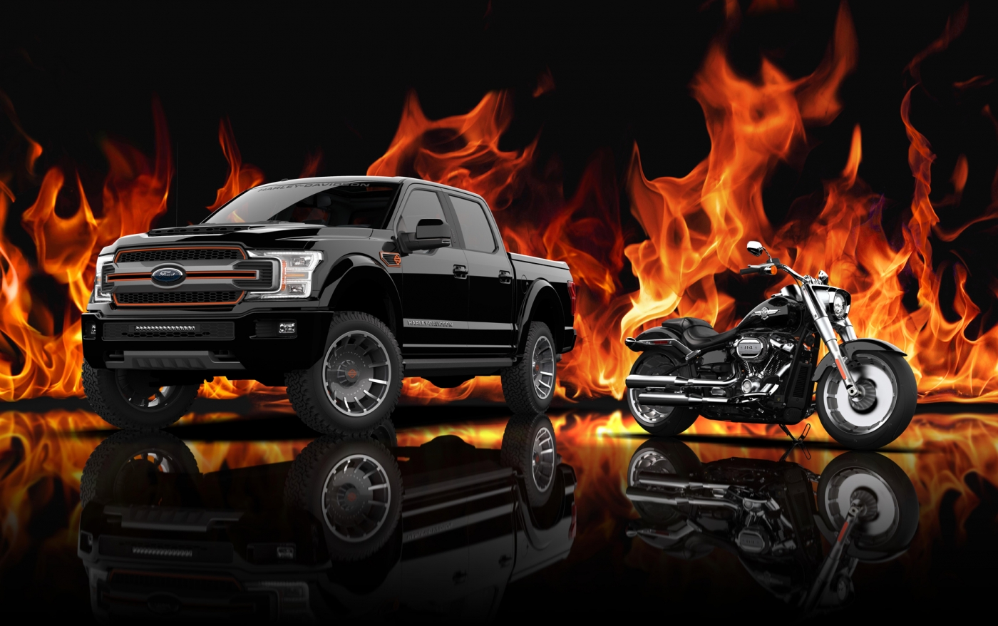 Ford F-150 Official Harley-Davidson Pick-up 2019