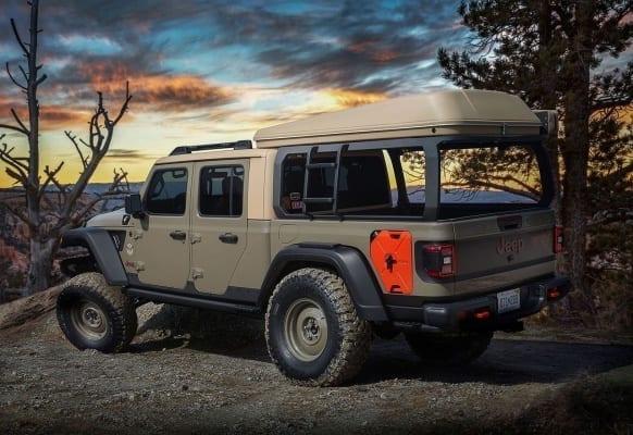 'Jeep 4x4 Day' für alle Fans und Off road-Enthusiasten im Zeichen der 4