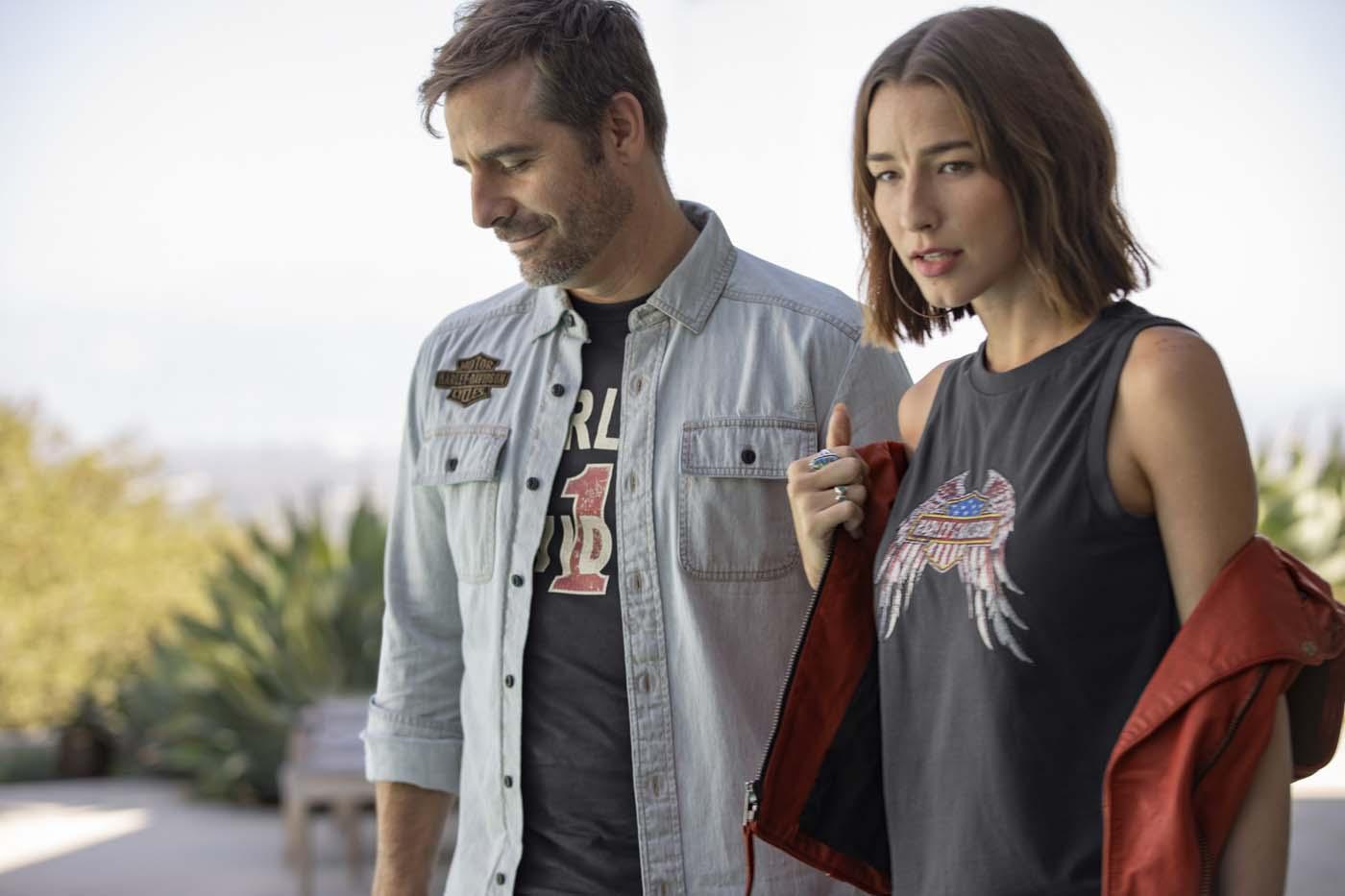 Die neue Harley-Davidson Fashion für den Sommer ist da