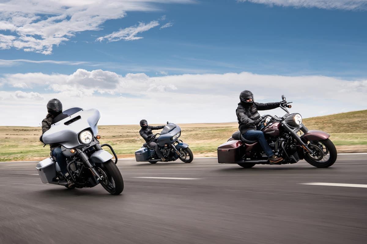 Harley-Davidson bietet den Kunden 2019 zahlreiche Probefahrt-Events und Wiedereinsteigerkurse