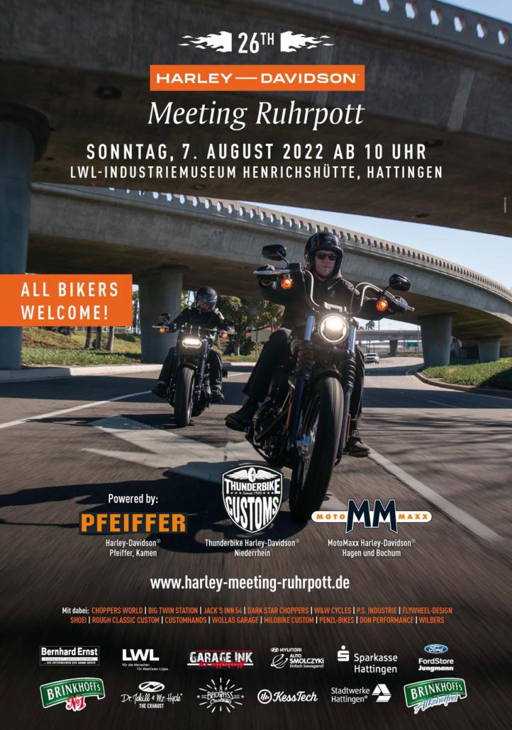 Harley-Davidson Ruhrpott Meeting 2022