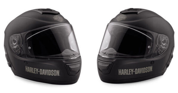Harley Helm Boom Audio Full Face