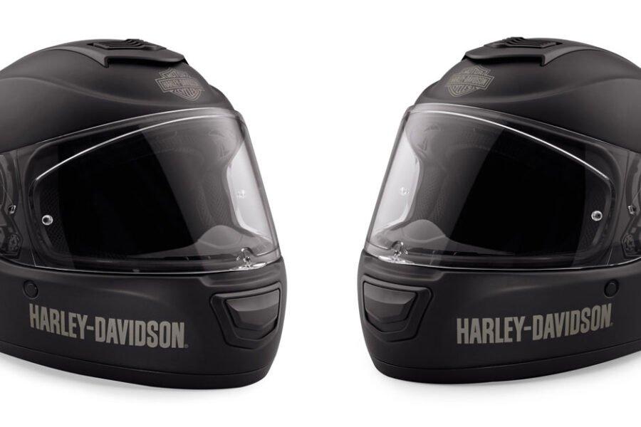Der neue Harley-Davidson Boom! Audio Full-Face Helmet