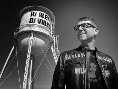 Neil Grimmer ist neuer Harley-Davidson Brand Präsident