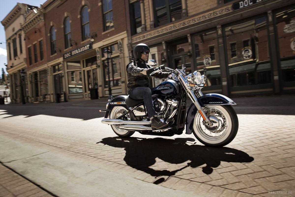 Harley-Davidson Deluxe 2019