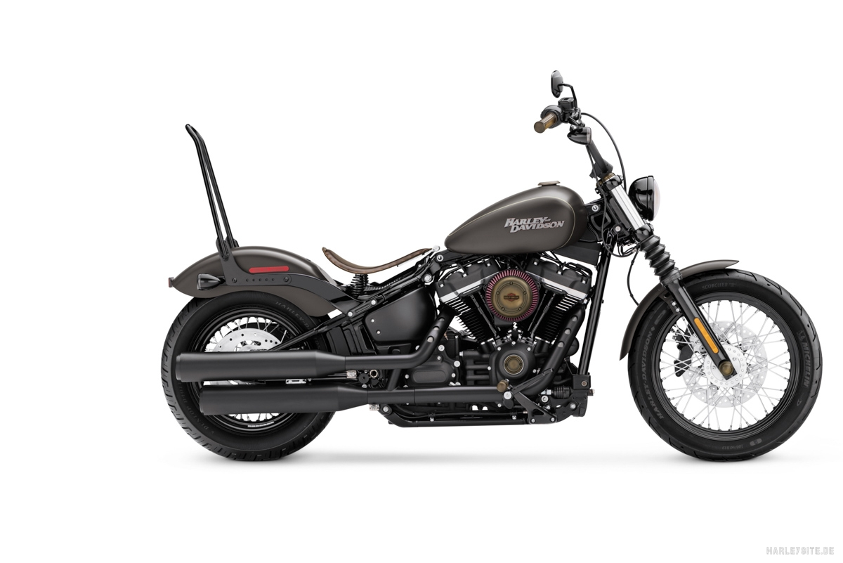 1 2019 Street Bob 22 Customized