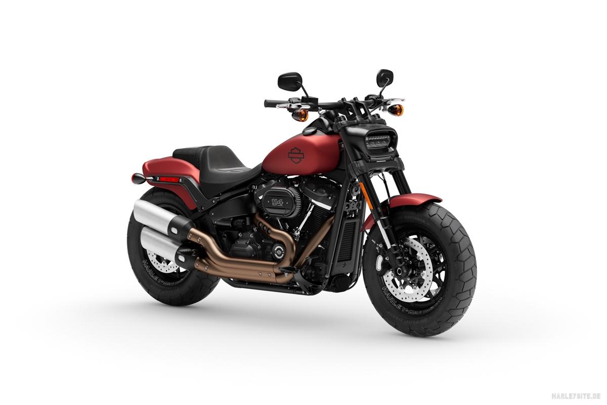 Harley-Davidson Fat Bob 114 2019