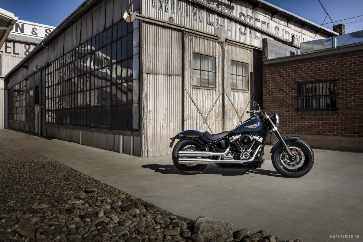 10 2019 Softail Slim 8