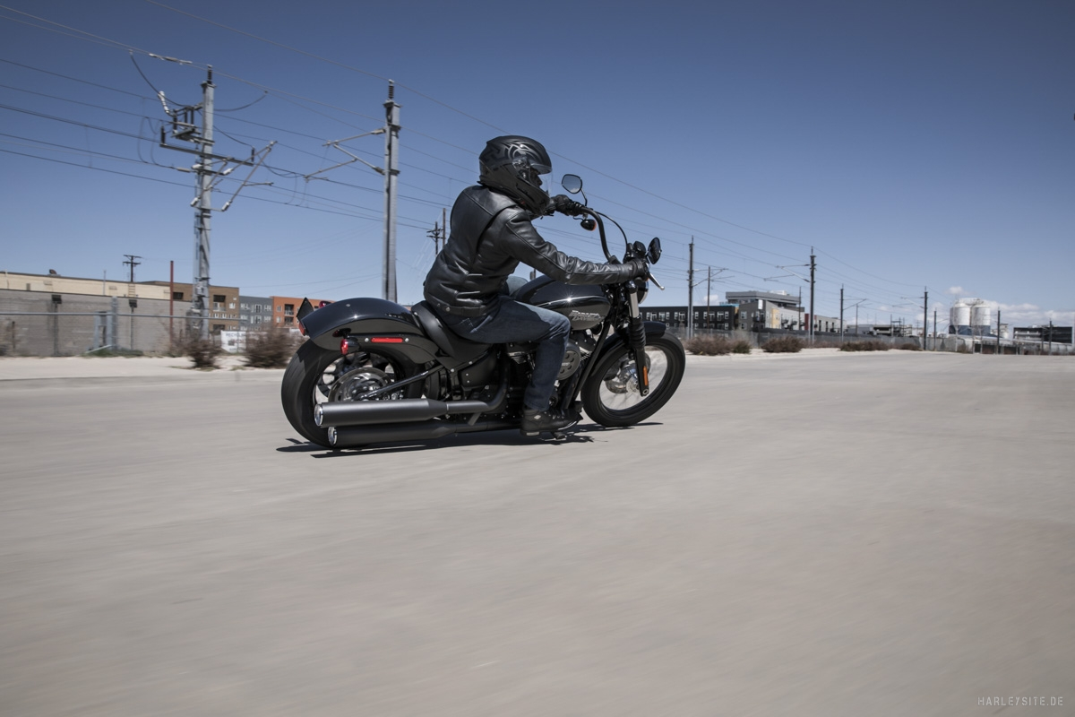 10 2019 Street Bob 18 US Version