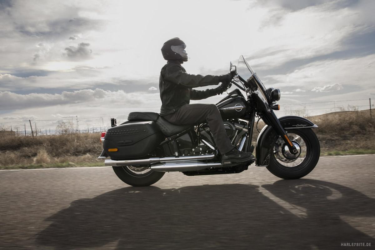 Harley-Davidson Heritage Classic 2019