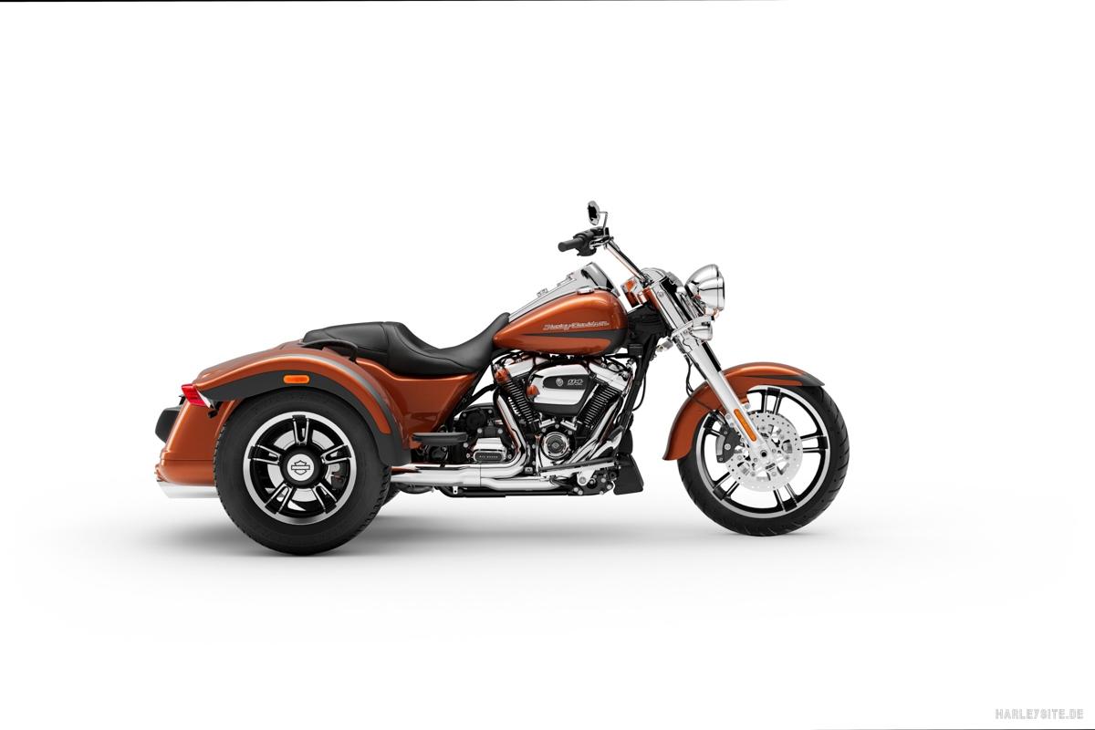 Harley-Davidson Freewheeler 2019