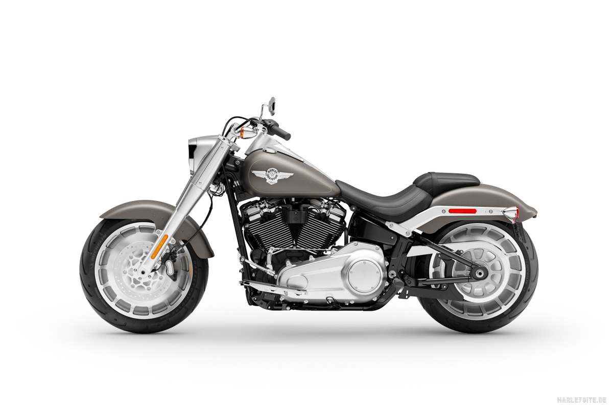 Harley-Davidson Fat Boy 107 cui 2019