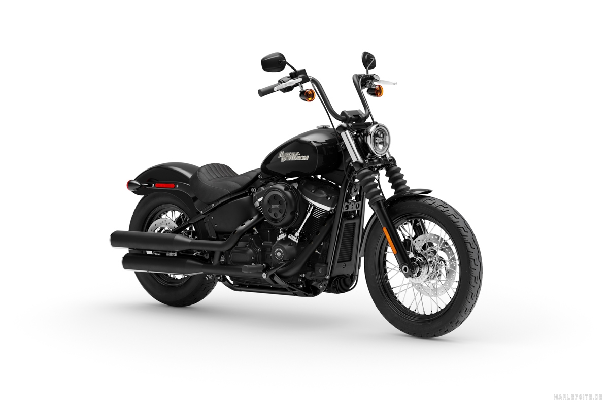 16 2019 Street Bob 6 US Version