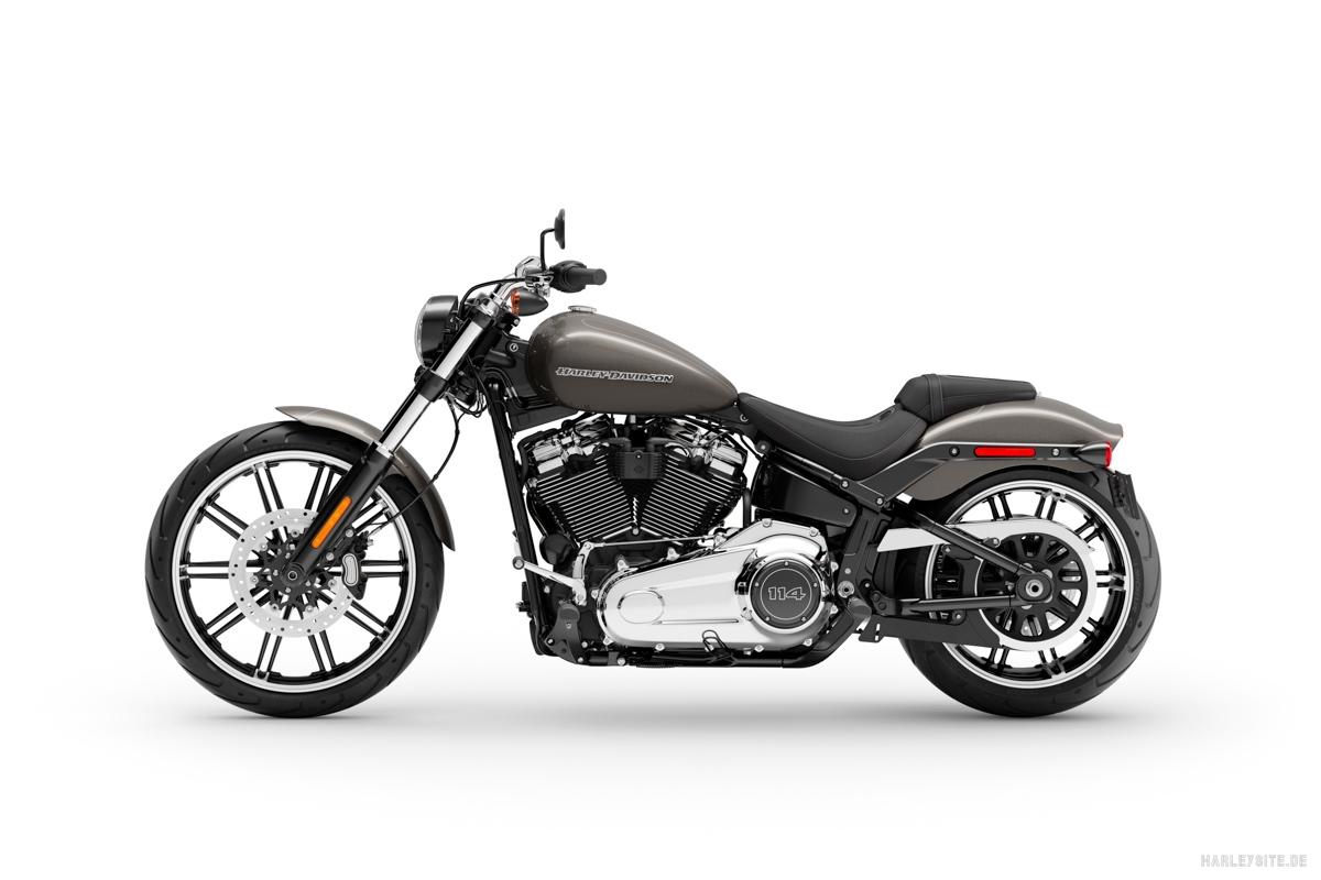 Harley-Davidson Breakout 114 cui 2019