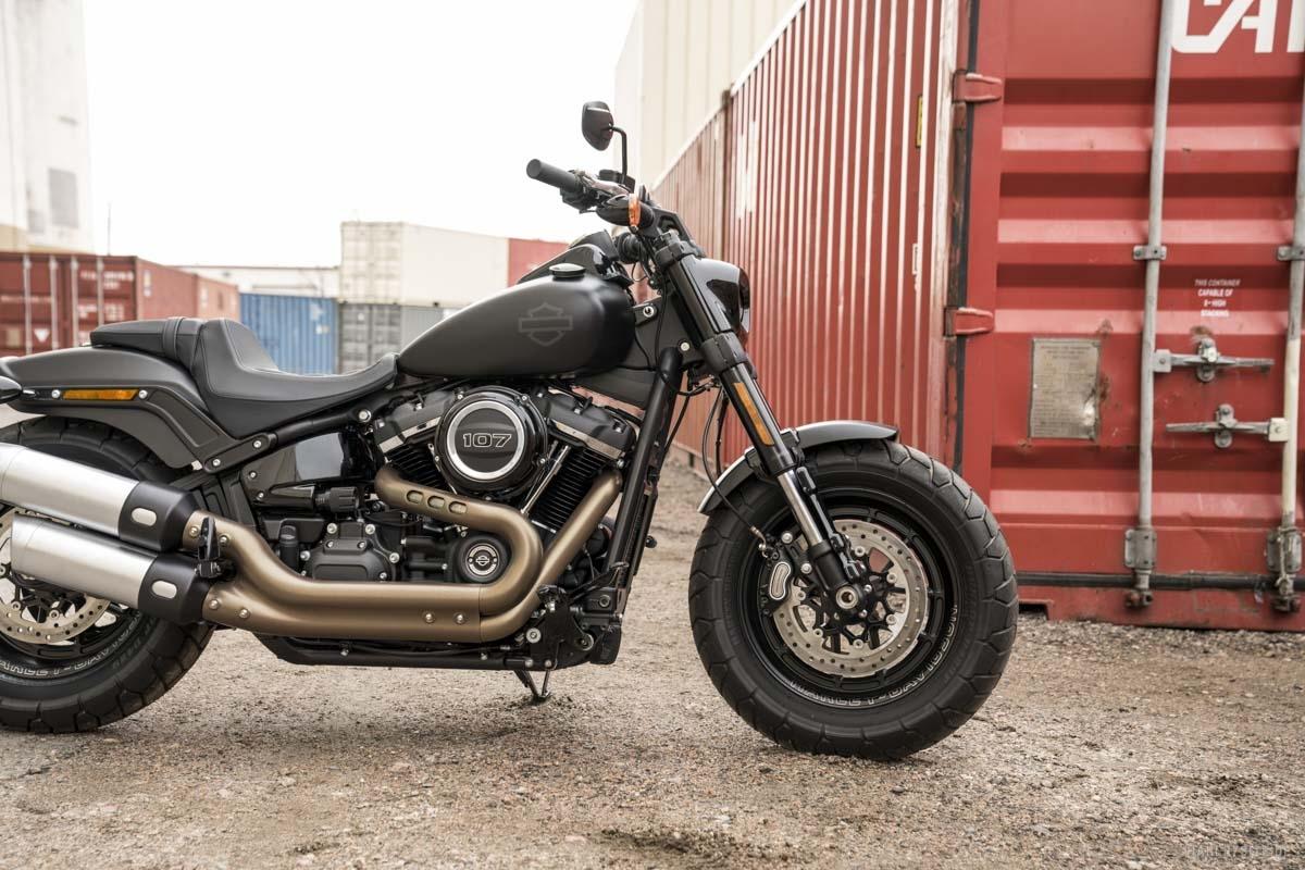 Harley-Davidson Fat Bob 2019