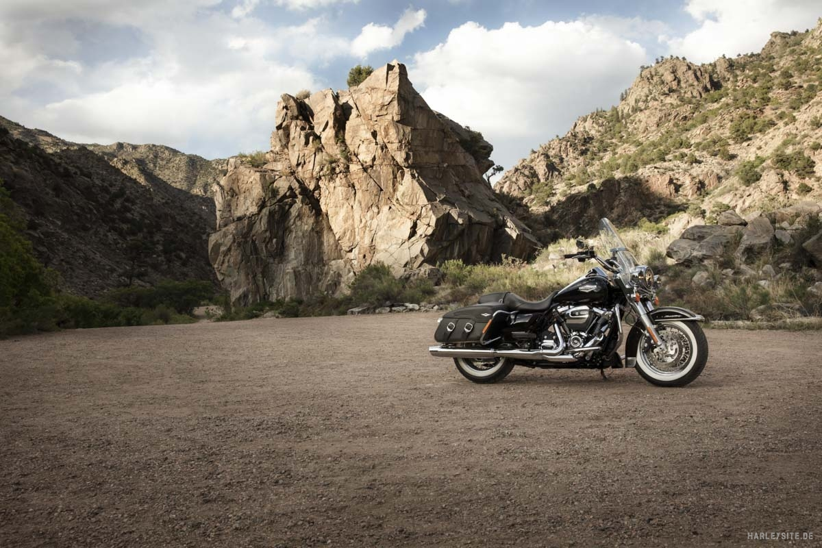 Harley-Davidson Road King Classic 2019