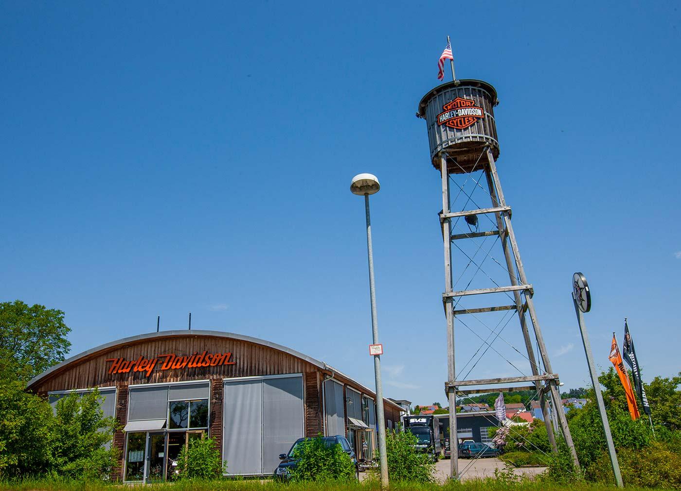 Harley-Davidson Ulm feiert seinen 20. Geburtstag