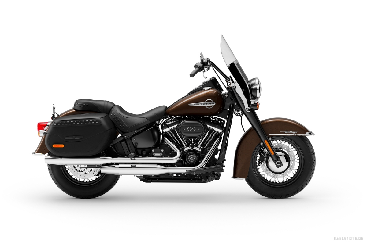 Harley-Davidson Heritage Classic 114 cui 2019