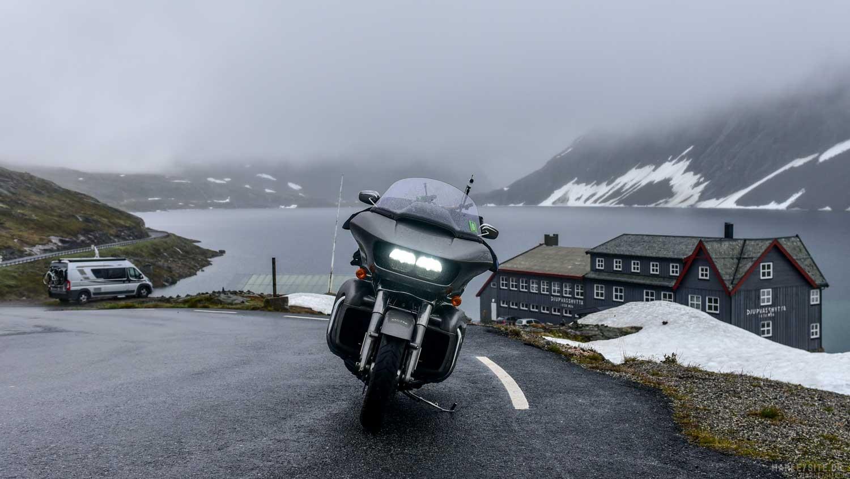 2 Der Geiranger Fjord In Norwegen 6601
