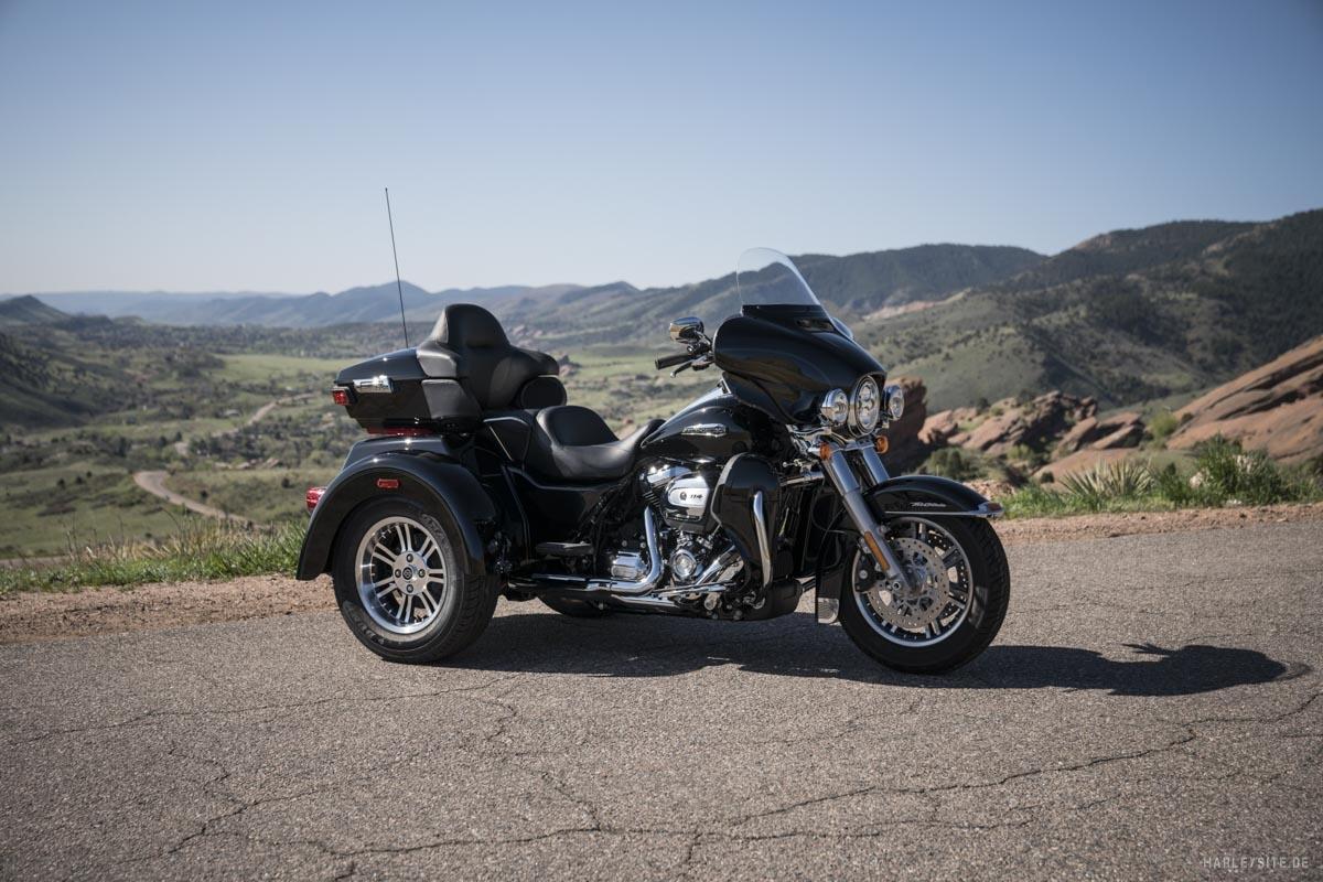 Harley-Davidson Tri Glide Ultra 2019