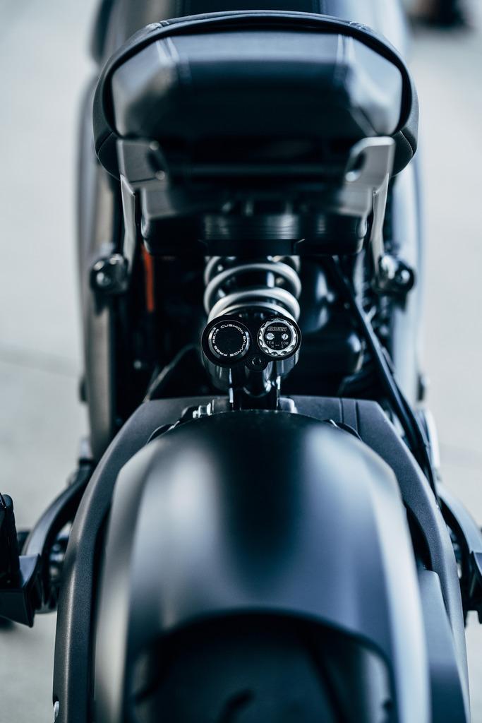 Harley Davidson LiveWire Fahrwerkskomponenten