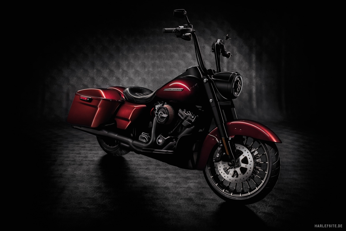 Harley-Davidson Road King Special 2019 Customized