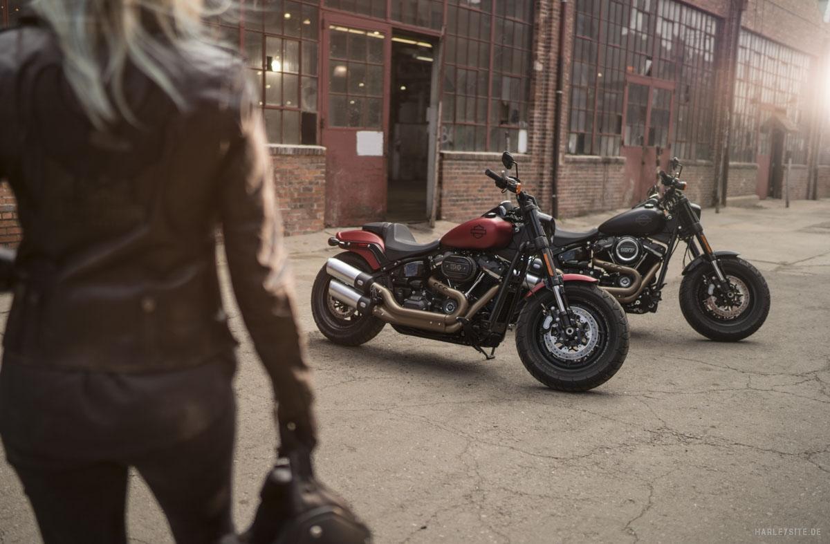 Harley-Davidson Fat Bob 114 cui 2019