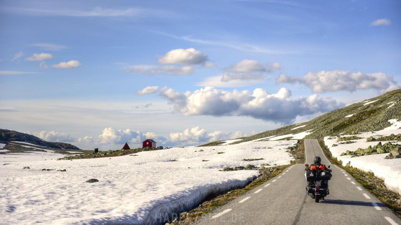 8 Harley Tour Norwegen Teil4