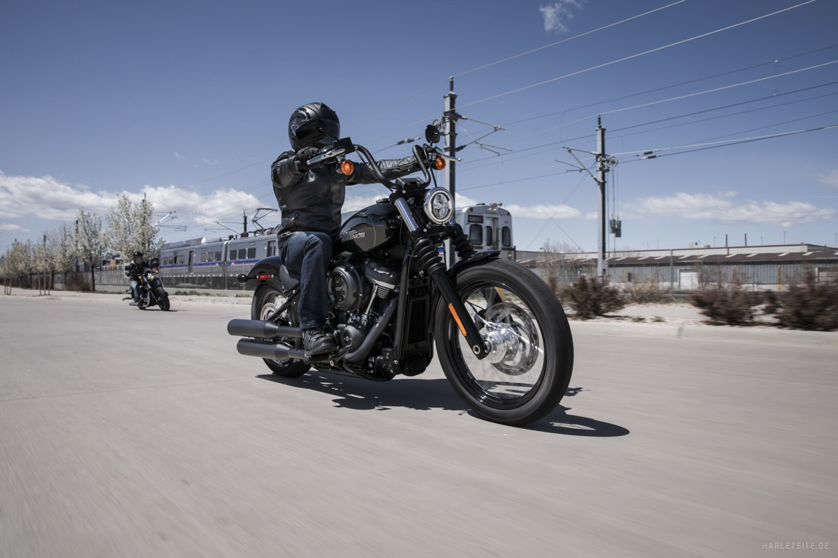 9 2019 Street Bob 21 US Version