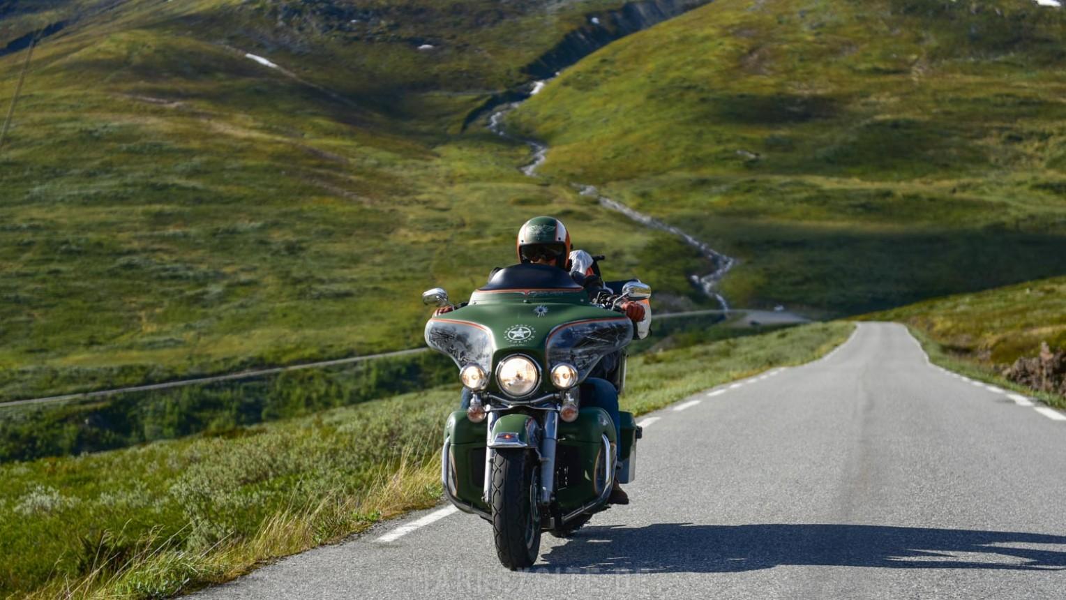 9 Harley Tour Norwegen Teil4 6288