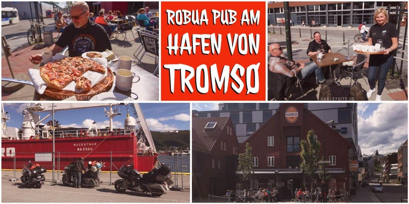 #7 Norwegen | Mo i Rana | Arctic Circle Center | Tromsø | Olderdalen