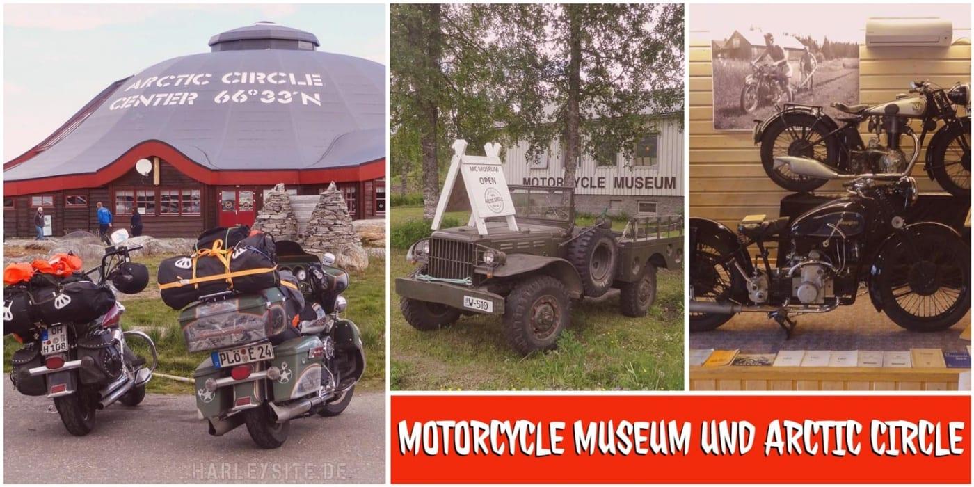 Arctic Circle Classic Museum und Arctic Circle Norwegen