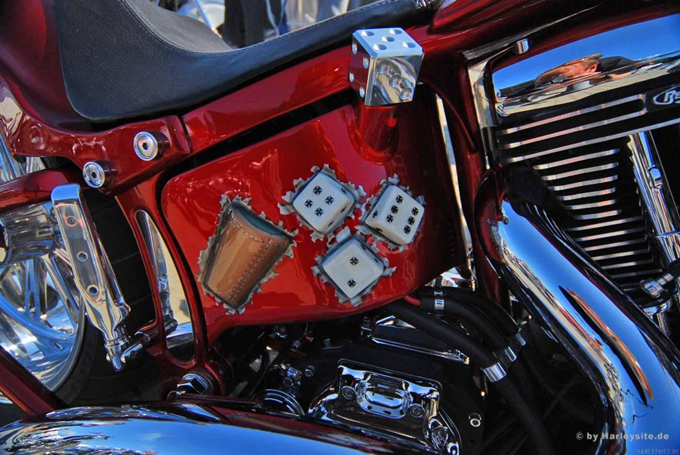 Scandinavian Harley Days 2008 1