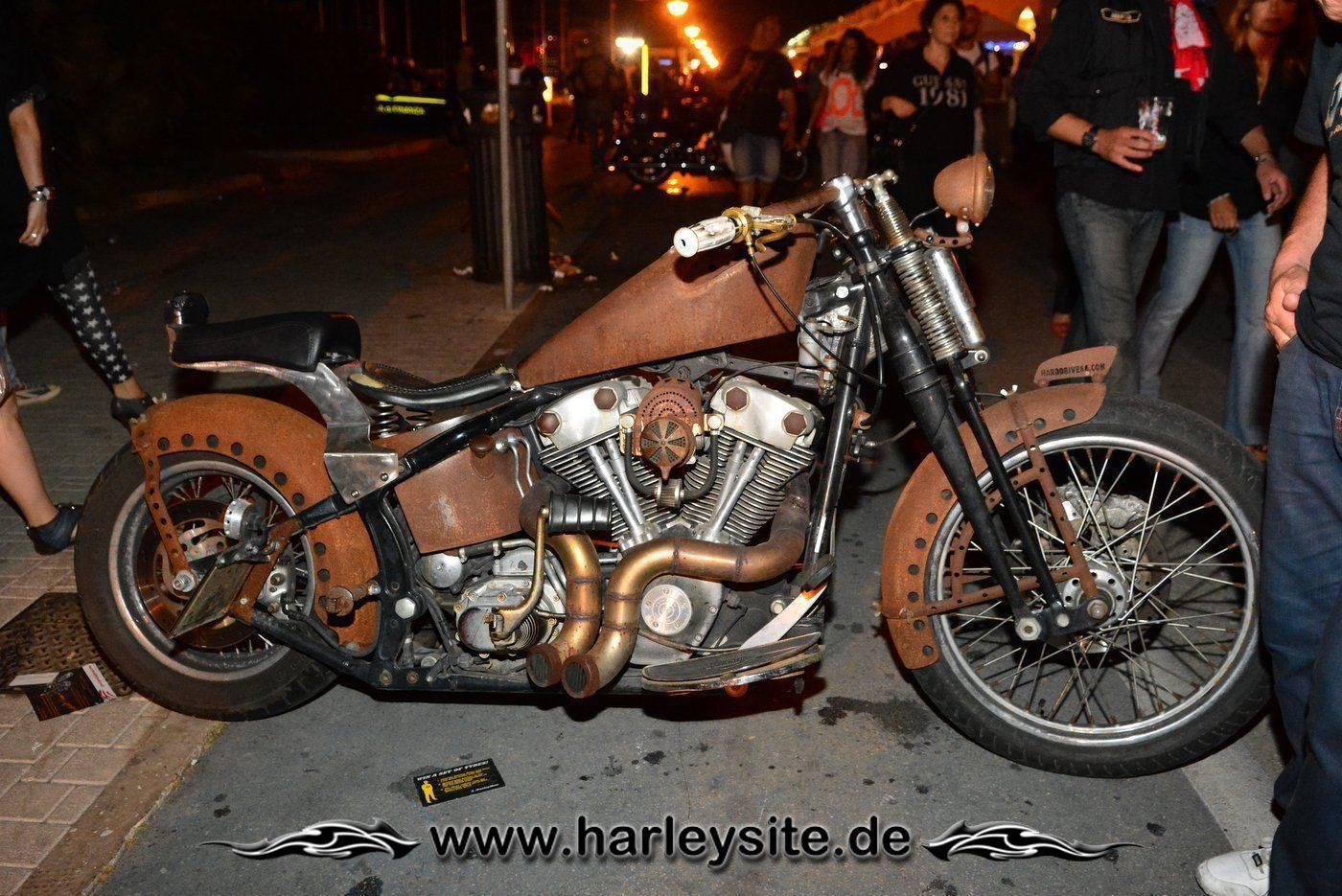 110th Harley Rom 122