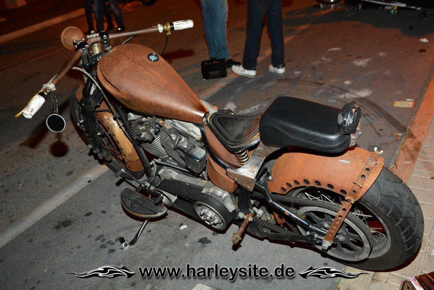 110th Harley Rom 125