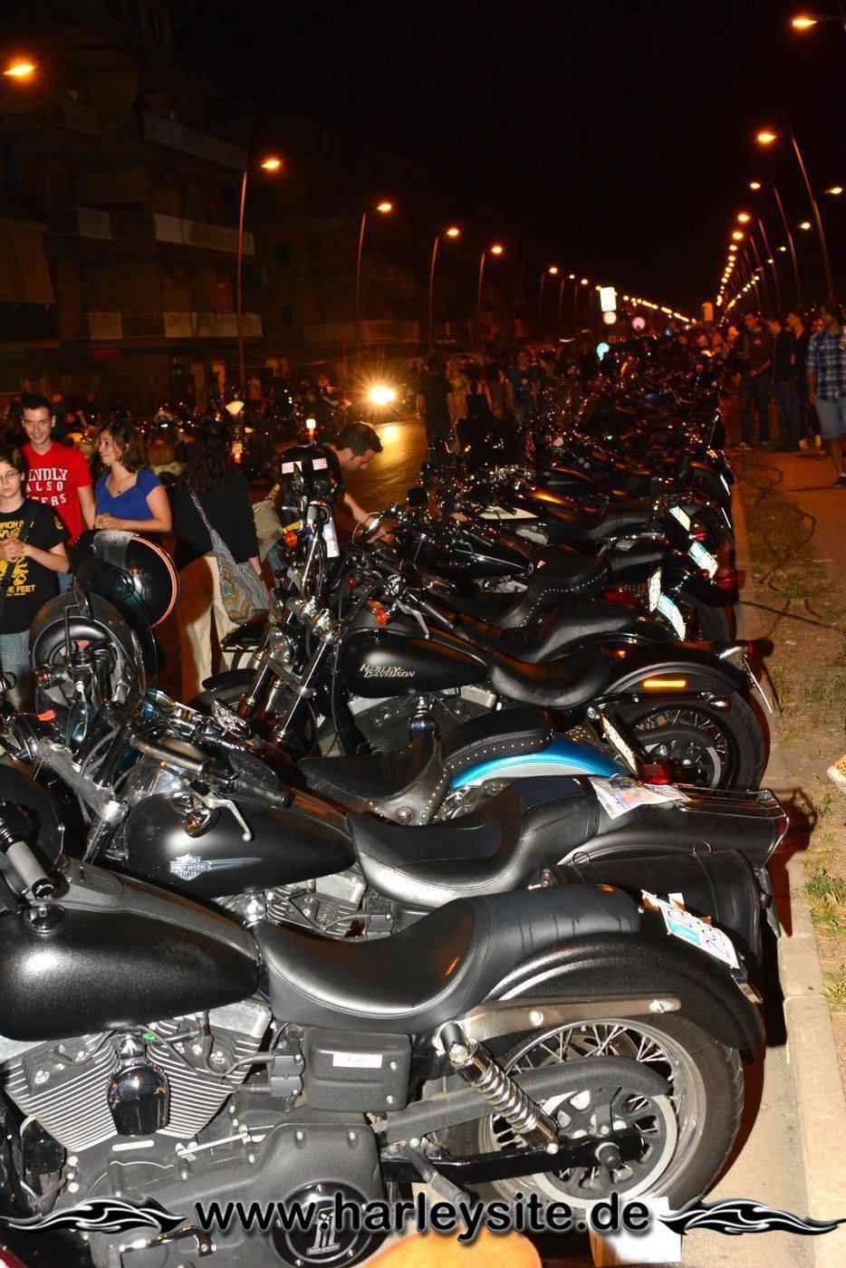 110th Harley Rom 50