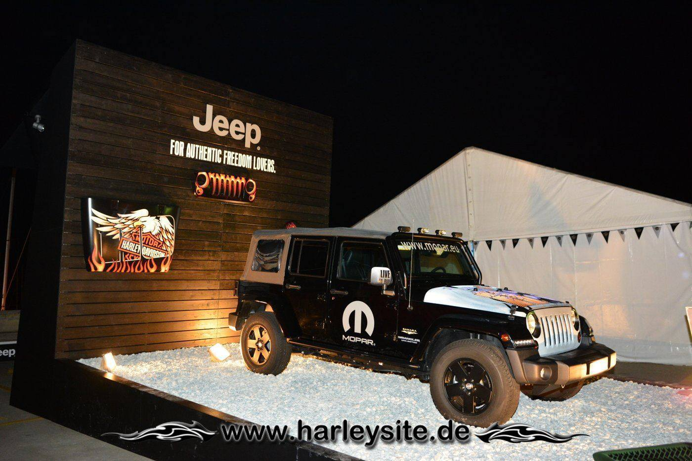 110th Harley Rom 88