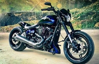 Cone X für die Harley-Davidson FXDR