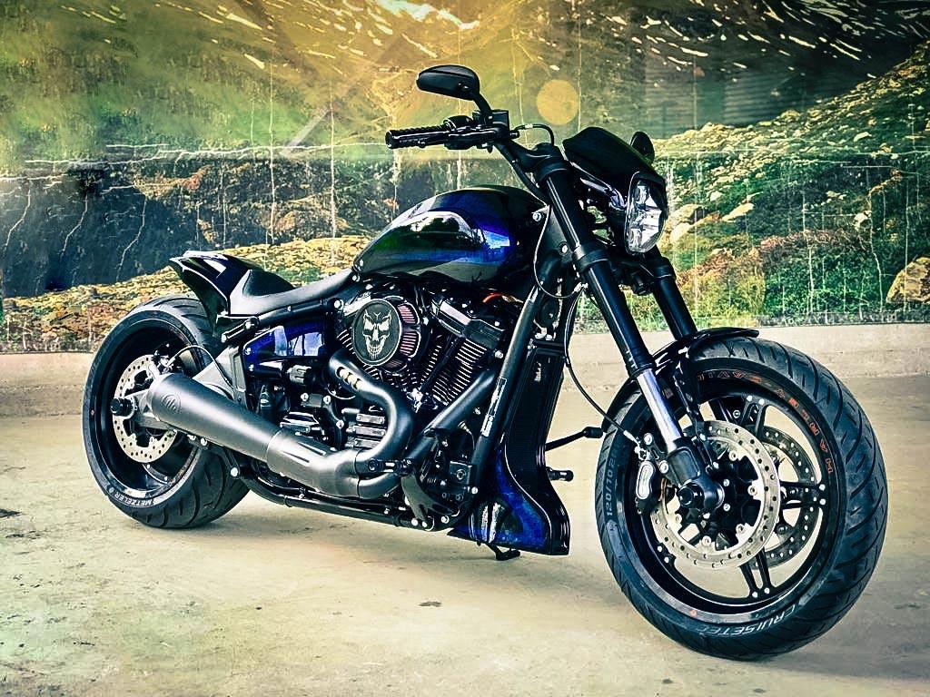 KessTech Cone X für Harley-Davidson FXDR 114