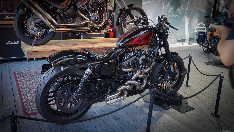 34 Harley Davidson HOG Rally Cascais Portugal A7300041