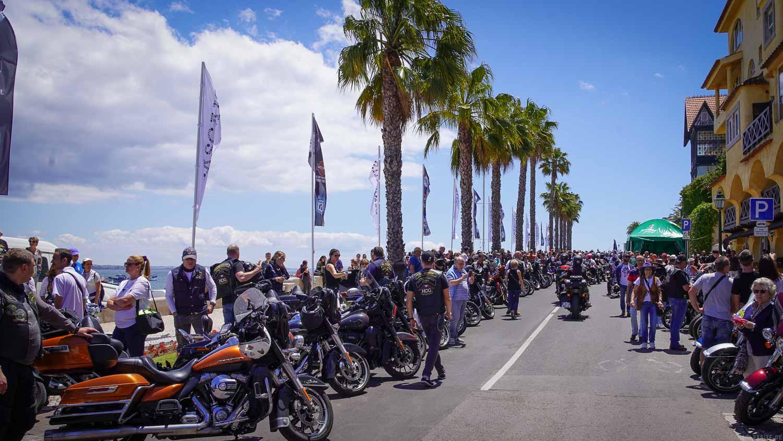 38 Harley Davidson HOG Rally Cascais Portugal A7300055