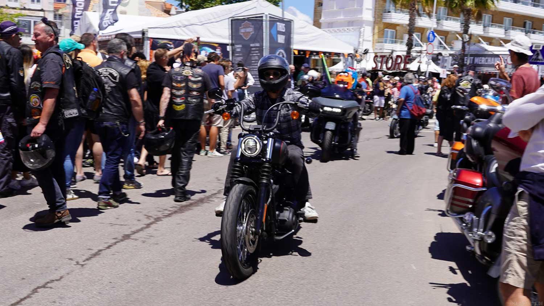 46 Harley Davidson HOG Rally Cascais Portugal A7300070