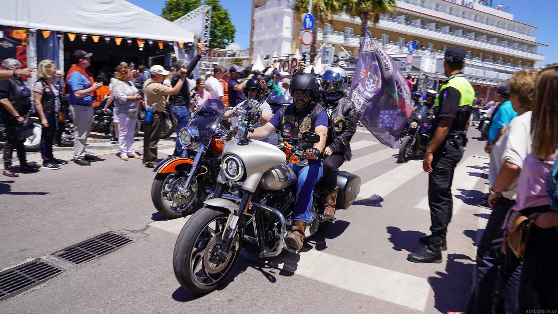 54 Harley Davidson HOG Rally Cascais Portugal A7300085