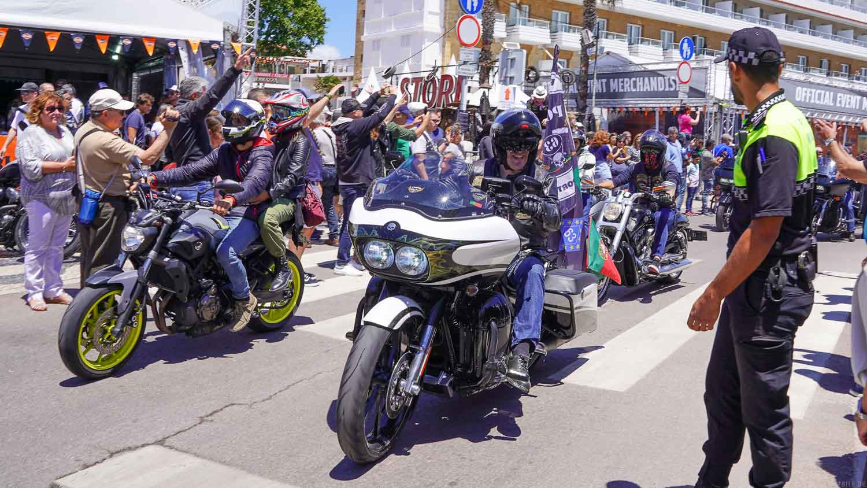 55 Harley Davidson HOG Rally Cascais Portugal A7300087