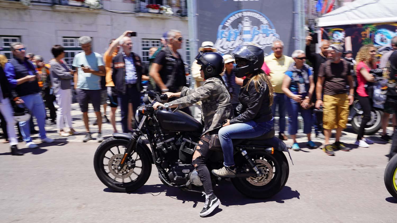 56 Harley Davidson HOG Rally Cascais Portugal A7300088