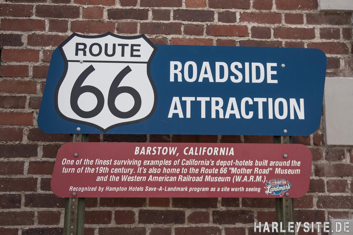 Das Route 66 Museum